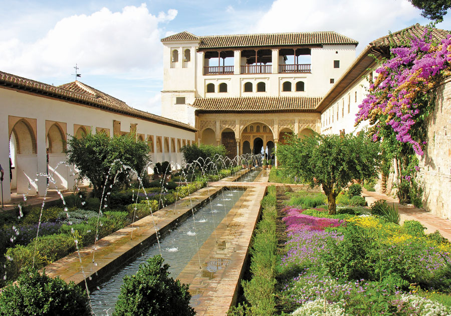 Generalife-Granada