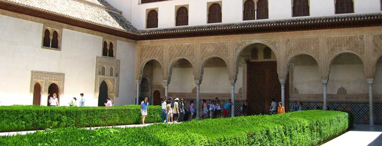 Palais du comares alhambra de grenade - Banos arabes palacio de comares ...